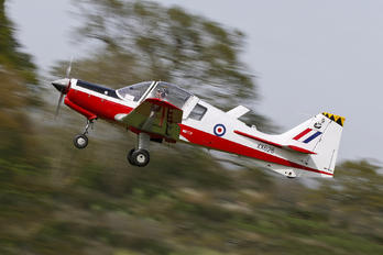 G-CBFU - Private Scottish Aviation Bulldog T.1