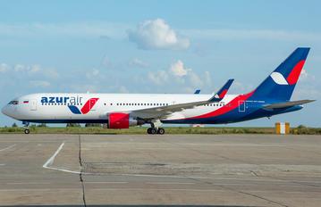 VQ-BEN - AzurAir Boeing 767-300ER