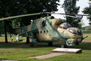 118 - Hungary - Air Force Mil Mi-24D aircraft