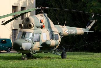 7835 - Hungary - Air Force Mil Mi-2