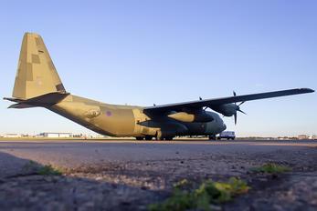 ZH870 - Royal Air Force Lockheed Hercules C.4