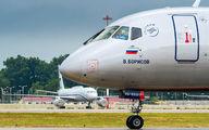 RA-89027 - Aeroflot Sukhoi Superjet 100 aircraft