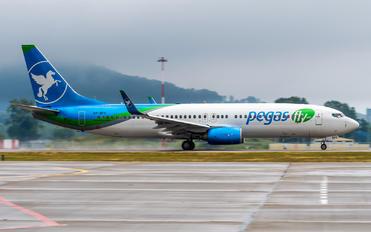 VP-BPY - Ikar Airlines Boeing 737-800