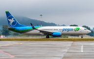 VP-BPY - Ikar Airlines Boeing 737-800 aircraft