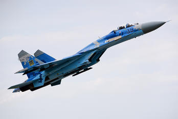 039 - Ukraine - Air Force Sukhoi Su-27