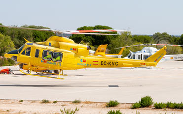 EC-KVC - INAER Bell 412EP