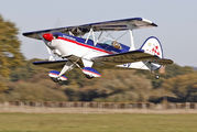 G-BKCV - Private Acro Sport Acro Sport II aircraft