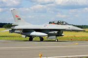 306 - Norway - Royal Norwegian Air Force General Dynamics F-16B Fighting Falcon aircraft