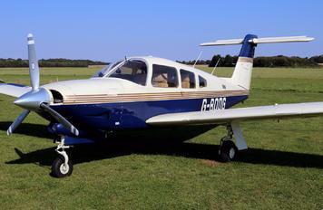 G-BOOG - Private Piper PA-28R-200 Cherokee Arrow