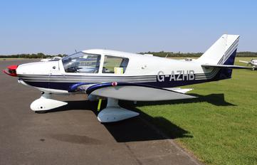 G-AZHB - Private Robin HR.100 Royale