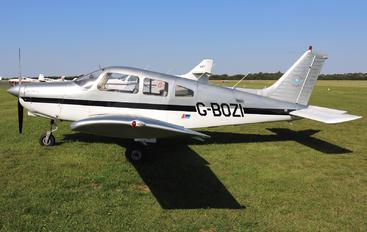 G-BOZI - Private Piper PA-28-161 Cherokee Warrior II