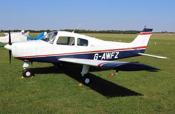 G-AWFZ - Private Beechcraft 19 Musketeer