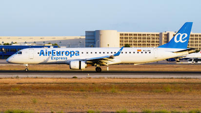 EC-LEK - Air Europa Express Embraer ERJ-195 (190-200)
