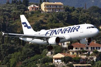 OH-LXB - Finnair Airbus A320
