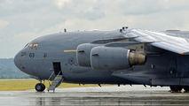 SAC 03 - NATO Boeing C-17A Globemaster III aircraft