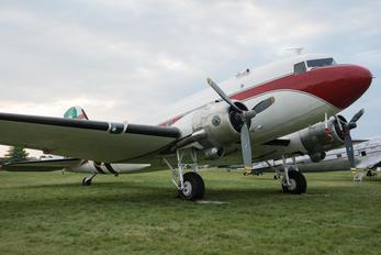 C-FDTD - Buffalo Airways Douglas DC-3