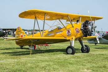 N11125 - Private Boeing Stearman, Kaydet (all models)