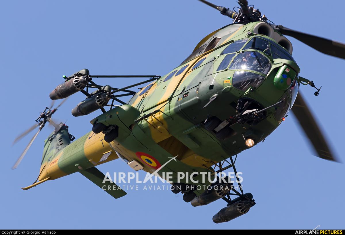 Romania - Air Force 31 aircraft at Bucharest - Aurel Vlaicu Intl