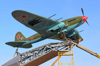 57 - Soviet Union - Air Force Ilyushin Il-2 Sturmovik