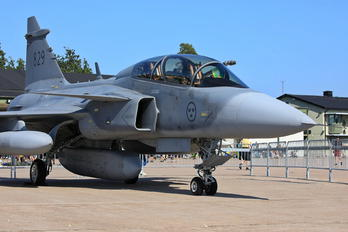39829 - Sweden - Air Force SAAB JAS 39D Gripen