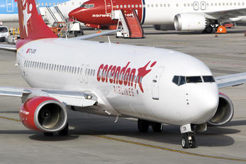 TC-CON - Corendon Airlines Boeing 737-800