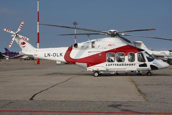 LN-OLK - Lufttransport Agusta Westland AW139