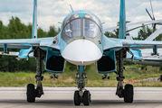 RF-95845 - Russia - Air Force Sukhoi Su-34 aircraft