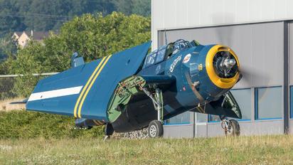 HB-RDG - Avenger Charlie's Heavies Association Grumman TBM-3 Avenger