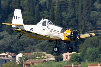 202 - Greece - Hellenic Air Force PZL M-18 Dromader