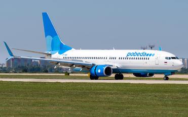 VP-BQE - Pobeda Boeing 737-800