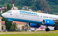 VP-BPL - Pobeda Boeing 737-800 aircraft