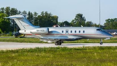 9H-VCO - Vistajet Bombardier BD-100 Challenger 350 series