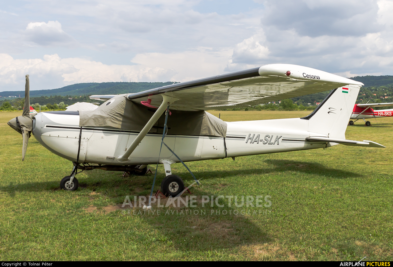 Private HA-SLK aircraft at Farkashegy