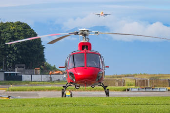 TG-BER - Private Eurocopter AS350 Ecureuil / Squirrel
