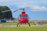 TG-BER - Private Eurocopter AS350 Ecureuil / Squirrel aircraft