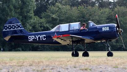 SP-YYC - Private Yakovlev Yak-52