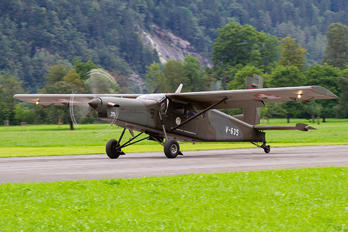 V-635 - Switzerland - Air Force Pilatus PC-6 Porter (all models)