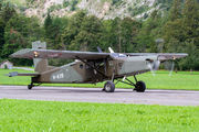 V-635 - Switzerland - Air Force Pilatus PC-6 Porter (all models) aircraft