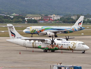 HS-PGK - Bangkok Airways ATR 72 (all models)