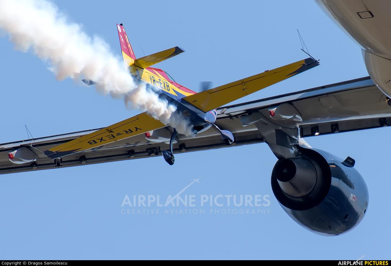 Romanian Airclub YR-EXB aircraft at Bucharest - Aurel Vlaicu Intl