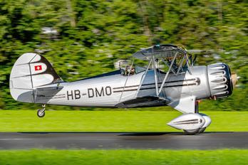 HB-DMO - Private Waco Classic Aircraft Corp YMF-5C