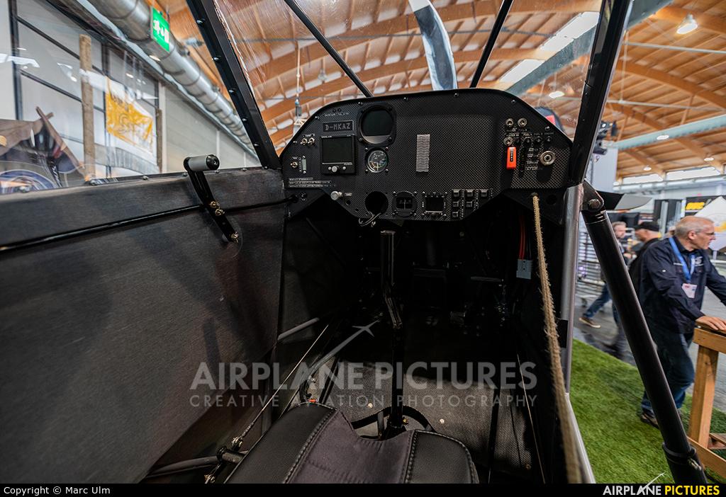 Private D-MKAZ aircraft at Friedrichshafen