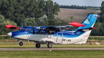 OK-JRX - Private LET L-410UVP-E20 Turbolet
