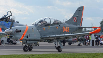 048 - Poland - Air Force PZL 130 Orlik TC-1 / 2