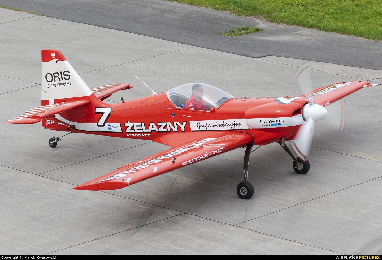 Grupa Akrobacyjna Żelazny - Acrobatic Group SP-AUD aircraft at Gdynia- Babie Doły (Oksywie)