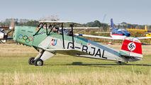 G-BJAL - Private Casa 1.131E Jungman aircraft
