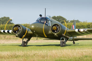 G-VROE - Private Avro 652 Anson (all variants)