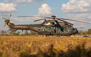 EB5010 - Brazil - Army Eurocopter EC725 Caracal