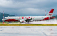VP-BRQ - Red Wings Airbus A321 aircraft