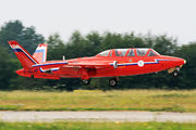 F-GLHF - Private Fouga CM-170 Magister aircraft